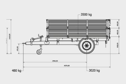 Bicci BRT228 Einachs Dreiseitenkipper 02